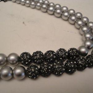 Banana Republic Jewelry - Banana Republic BR  2 Strand Pearls Necklace